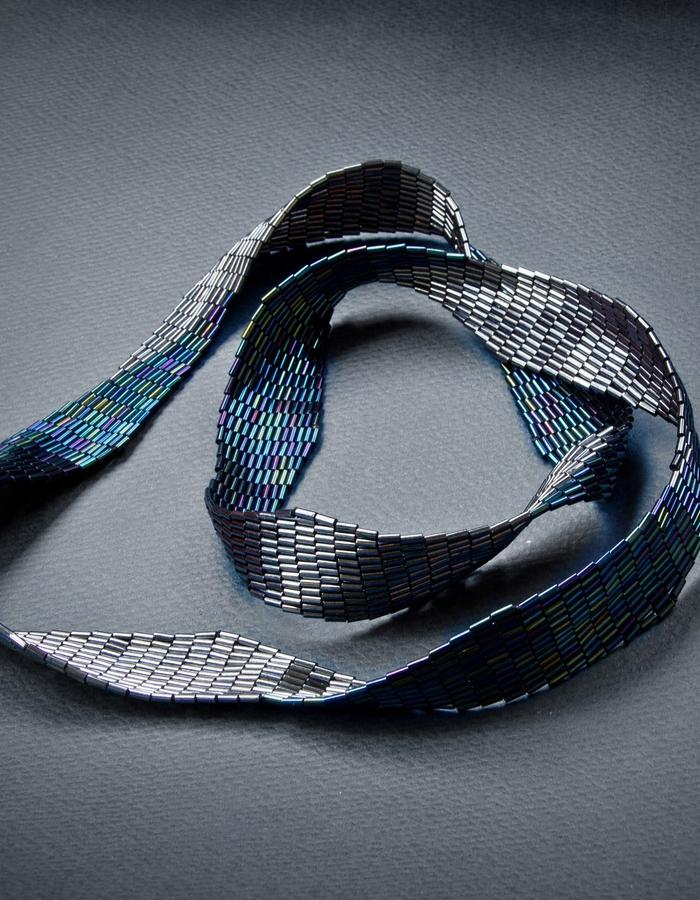 Ikan Blue Necklace by Vulantri