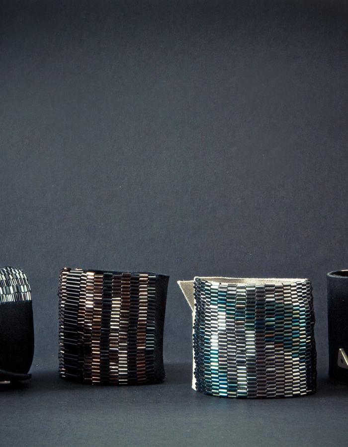 Zeia Cuffs by Vulantri