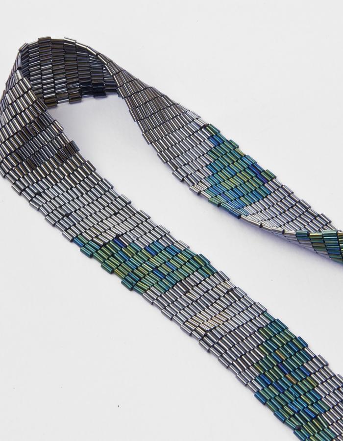 Zeia Green Necklace by Vulantri