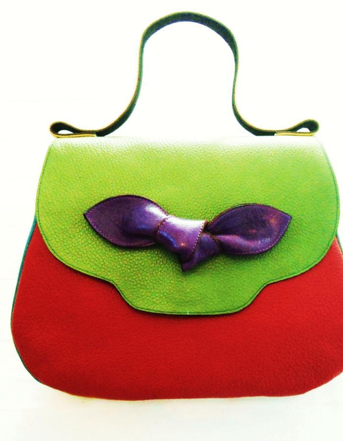 Mini bag ''rainbow''