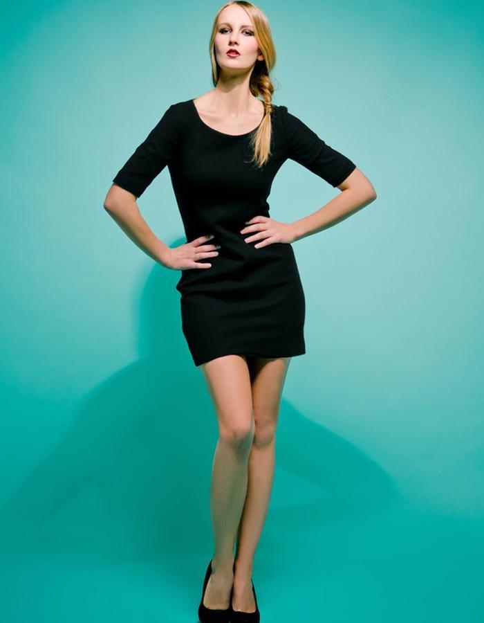 Lucy Black dress