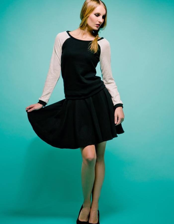 Lucy Pullover & skirt