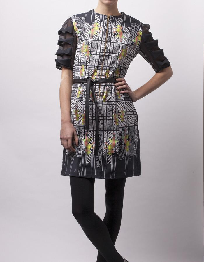 Black Mackintosh dress, 100%Cotton