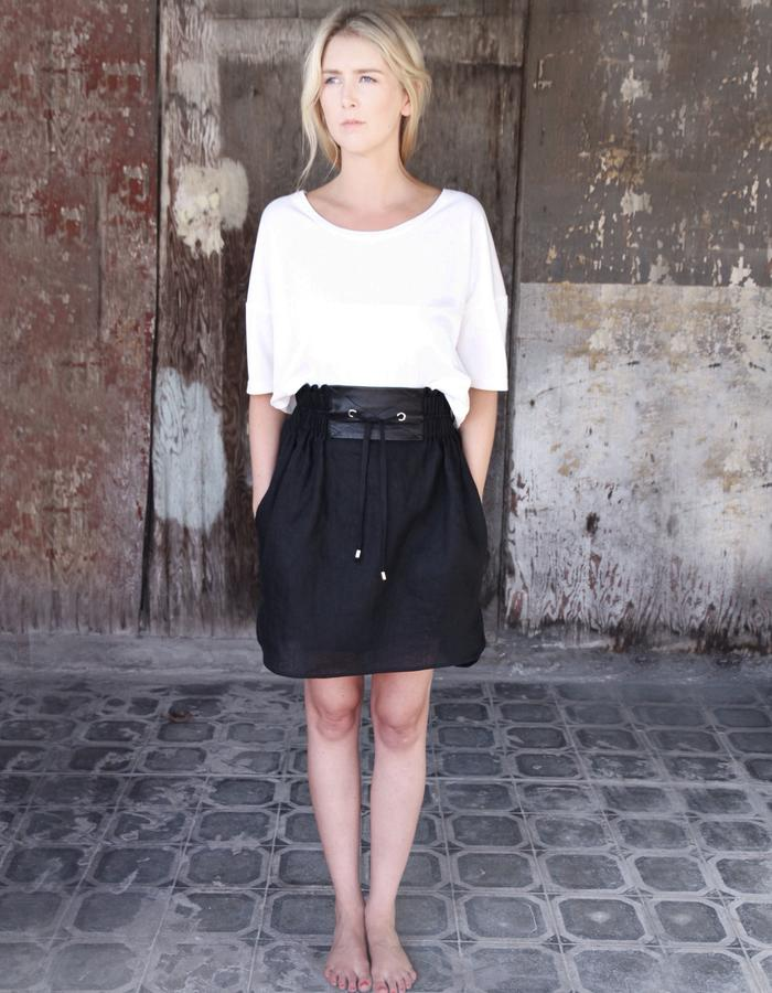 Conquerer Tee & Nomad Skirt