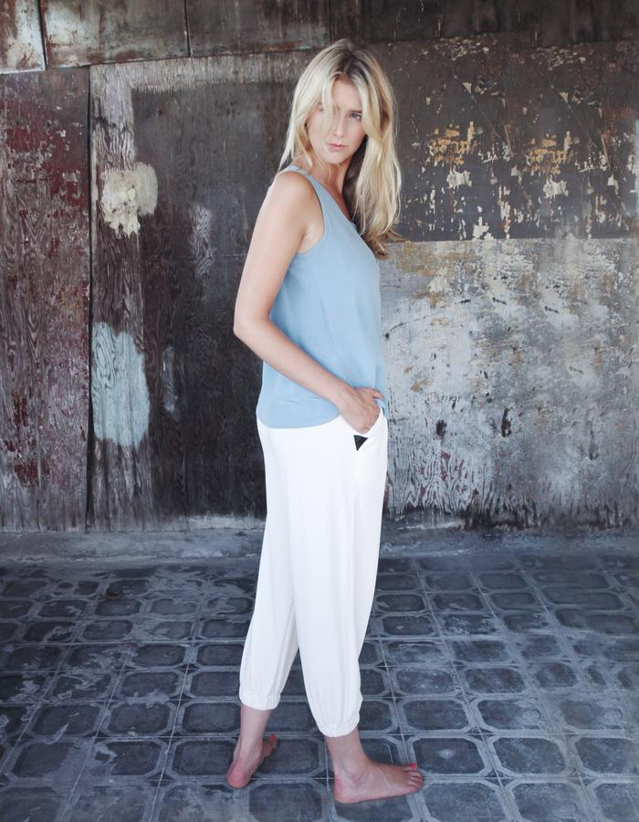 Nest Street Top & The Plug Trousers