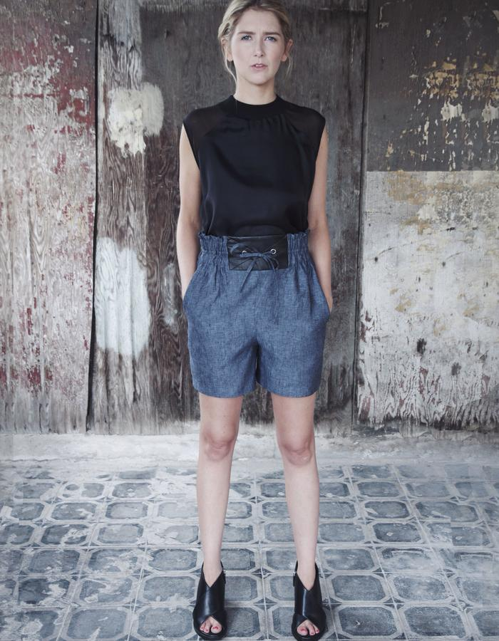 Salvation Top & Nomad Shorts