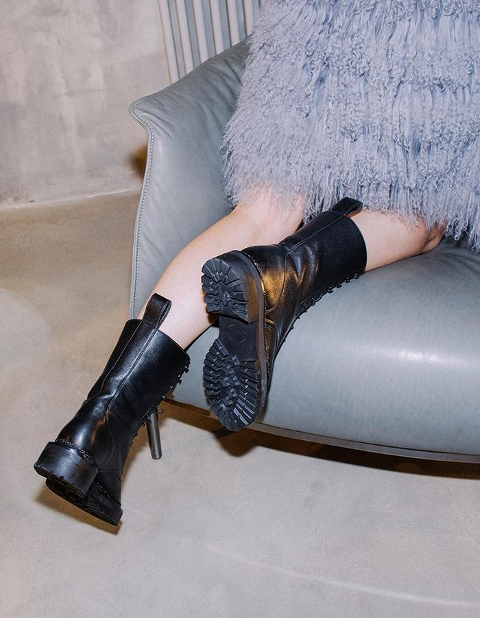 INCH2 - Combat Boots