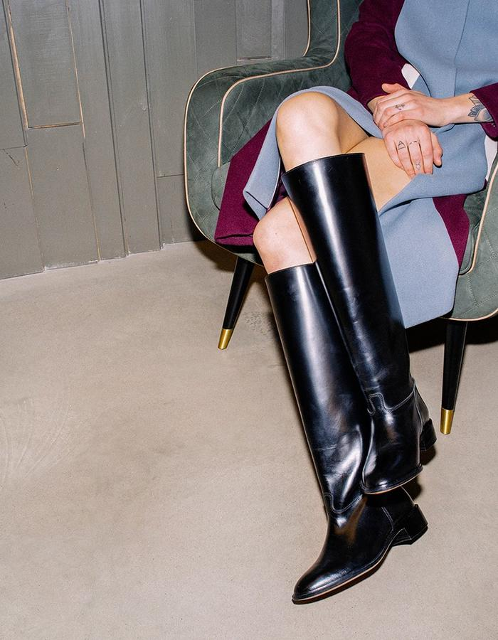 INCH2 • Riding Knee Boots