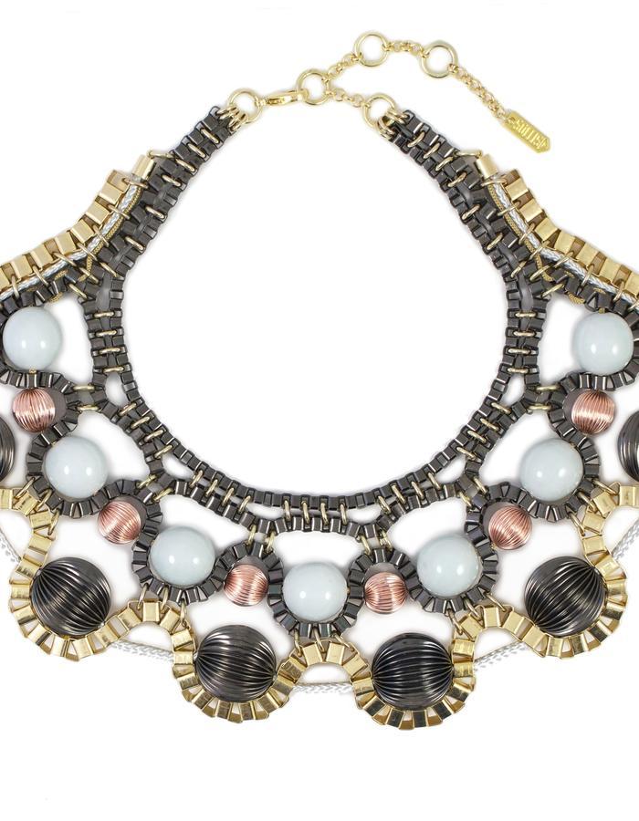 Boudicca necklace by Sollis