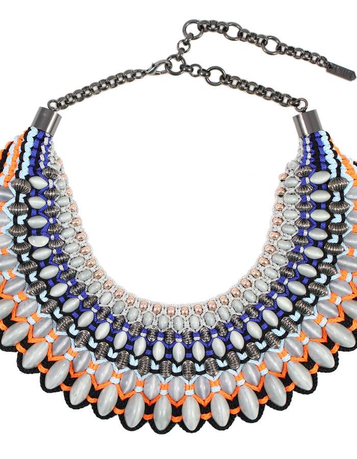 Dahlia necklace by sollis