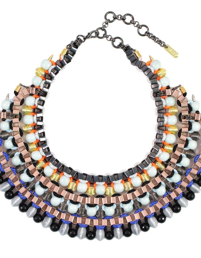 warrior queen necklace by sollis