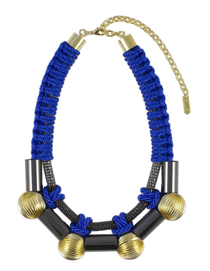 Solar necklace by Sollis