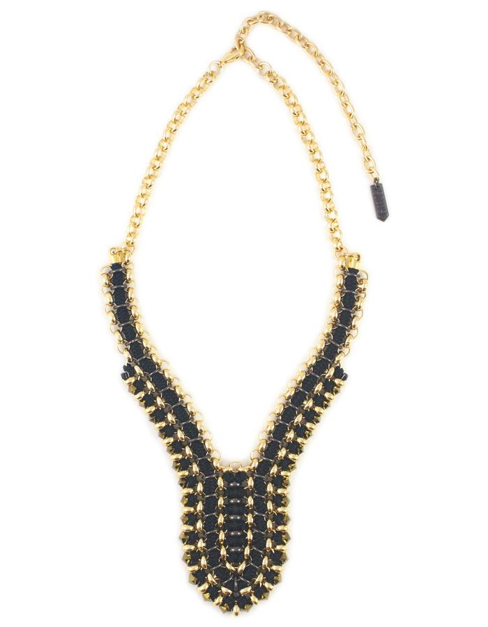 Swarovski crystal Horizon necklace