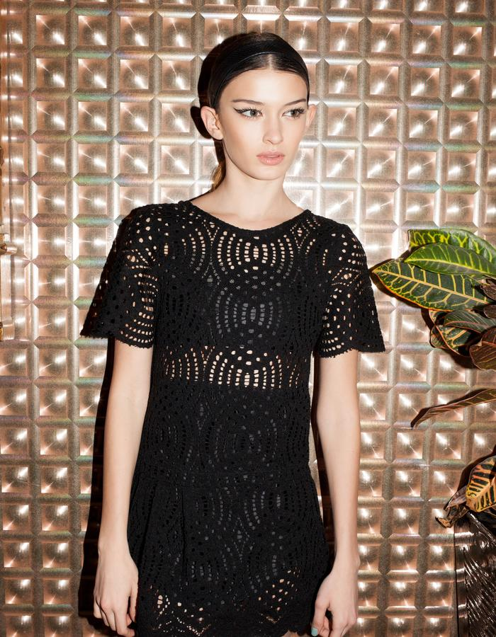 keren allouche 2015 emerging designer evening wear