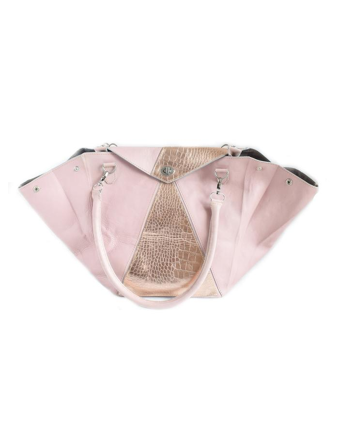 Dairin shapeshifter bag, second transformation