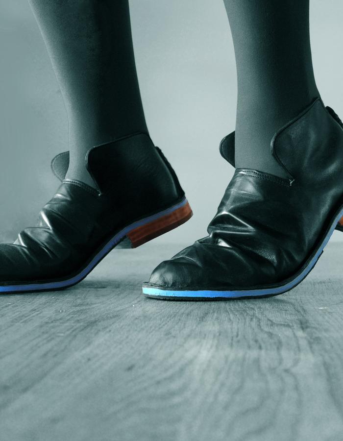 Flexa welted shoe