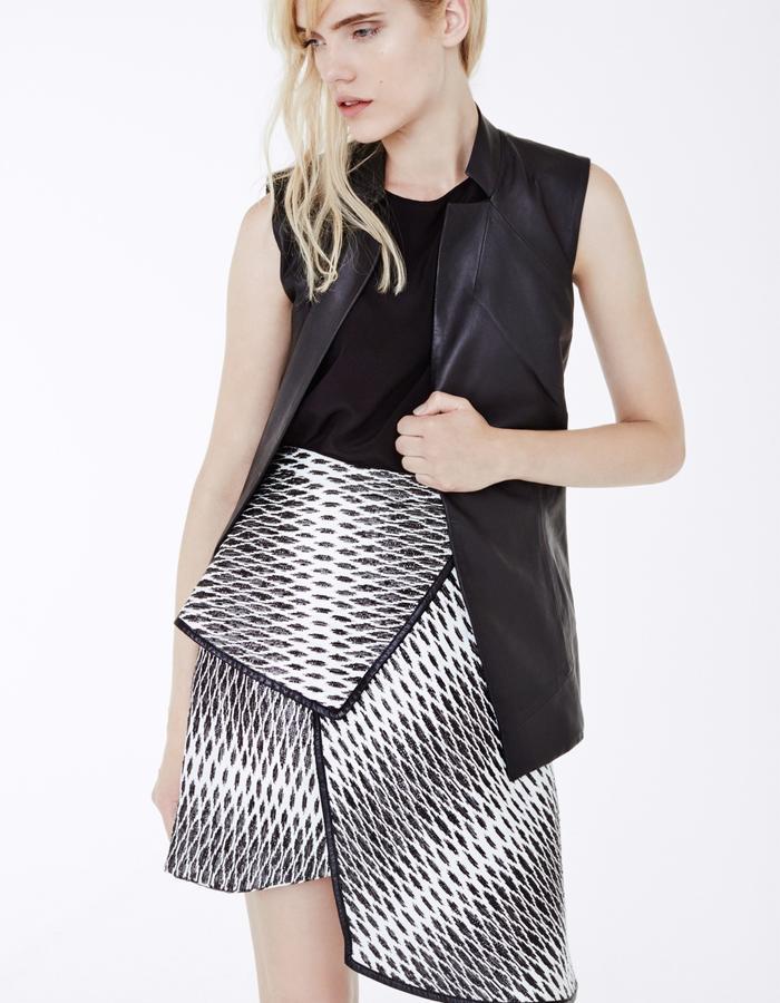 Jordan Top & Carrie Jacket & Bess Skirt