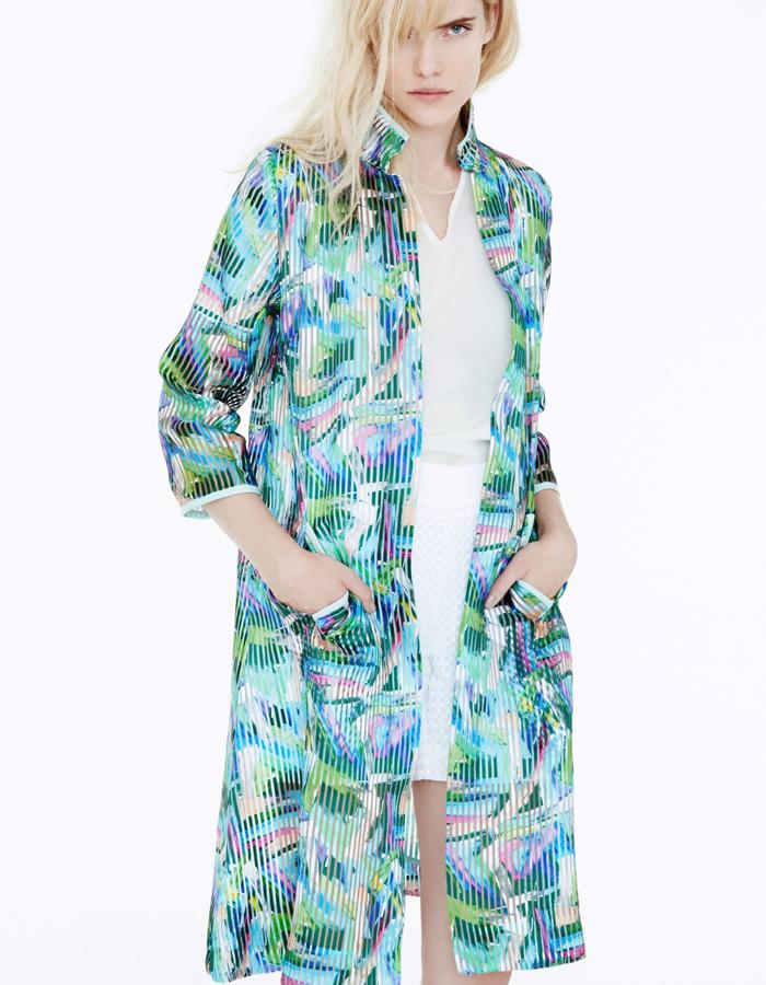 Judy Top & Mia Shorts & Mary Coat