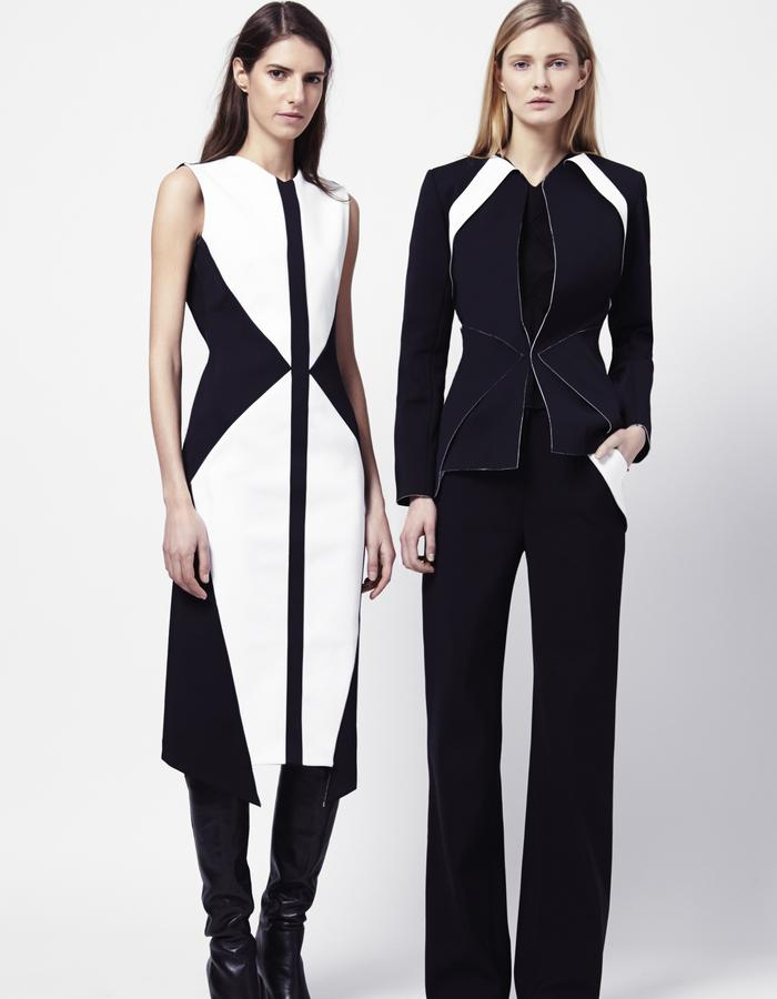 PEGGY DRESS   MABEL JACKET   EDNA TROUSERS