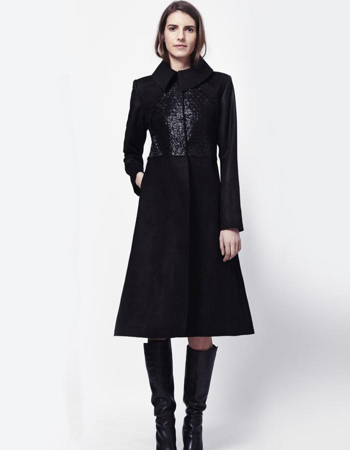 VICTORIA COAT   CONNIE DRESS
