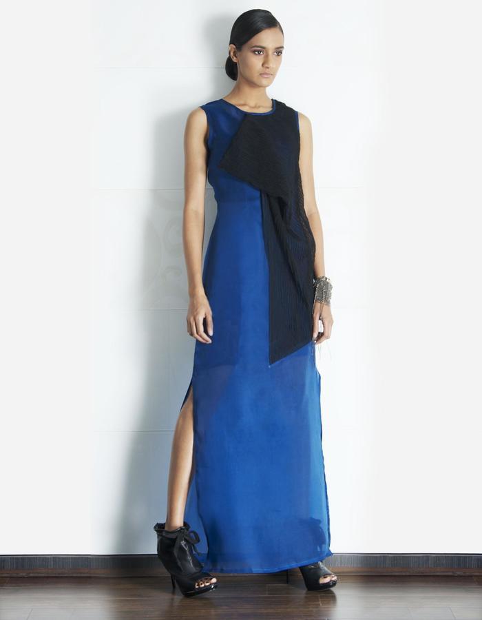 Shabana Silk Dress