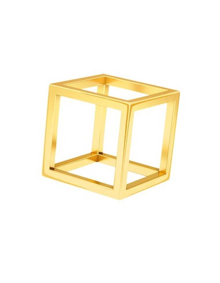 IVAN GOLD CUBE