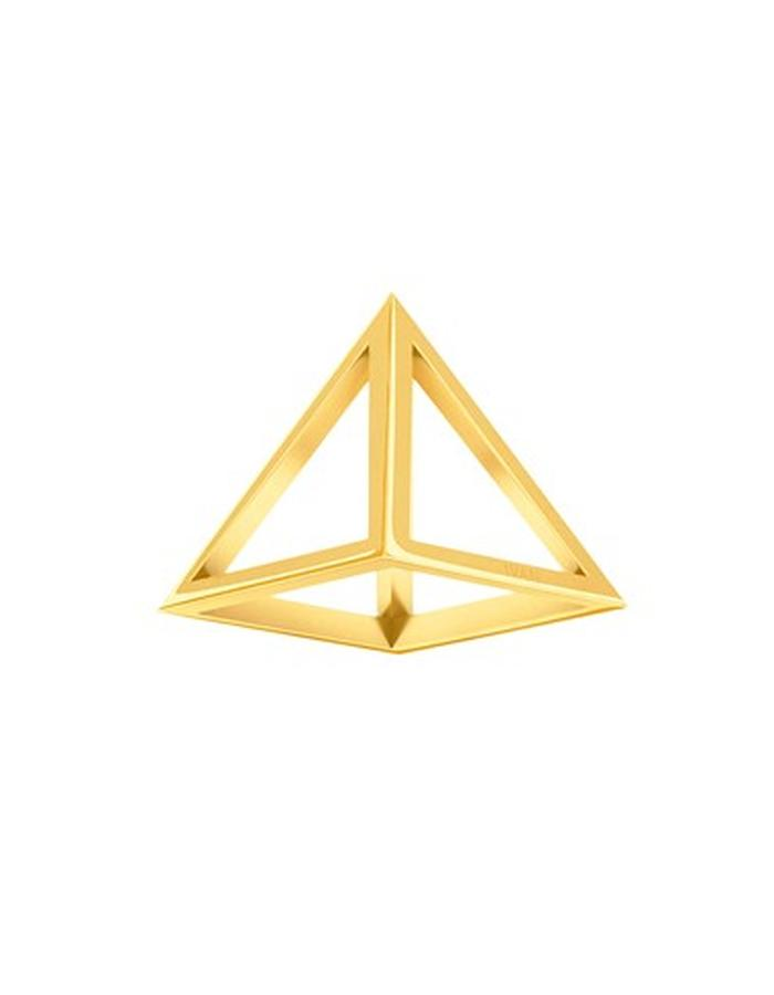 IVAN GOLD PYRAMID