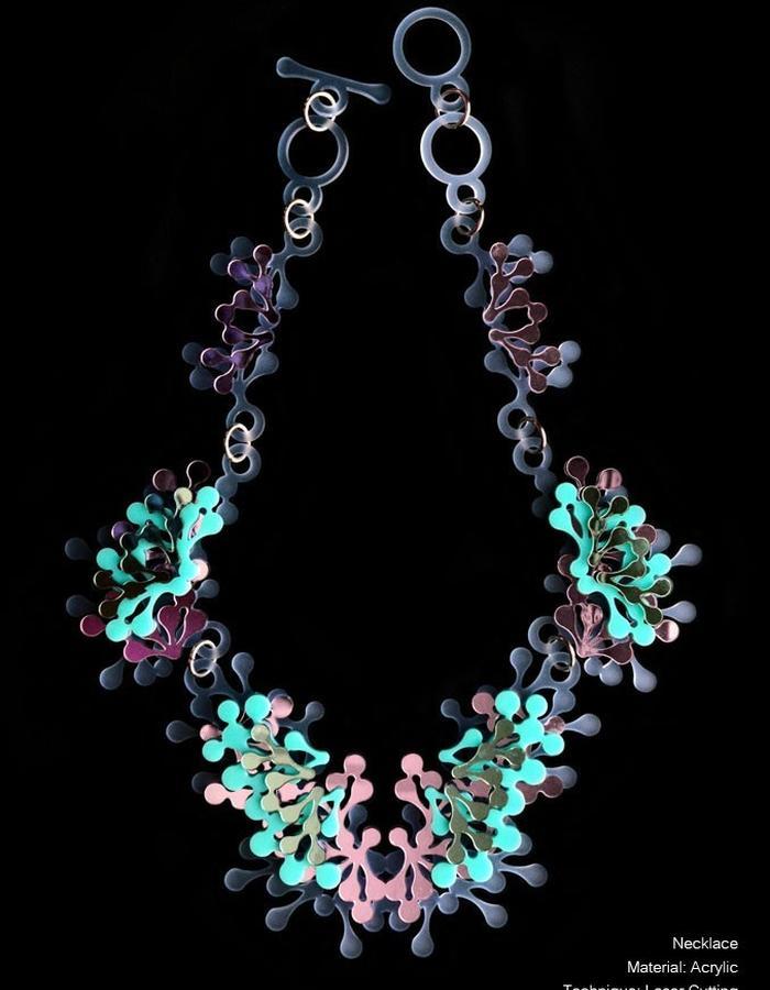Fairly Fairy, colorful, plastic, Jewellery