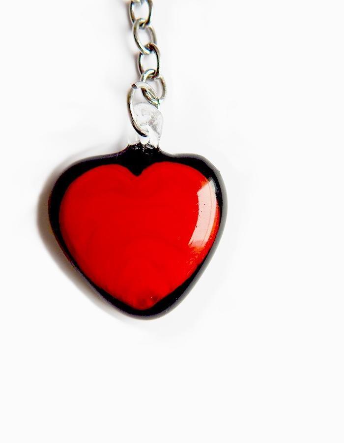 MANDALI MENDRILLA HEART CHOKER