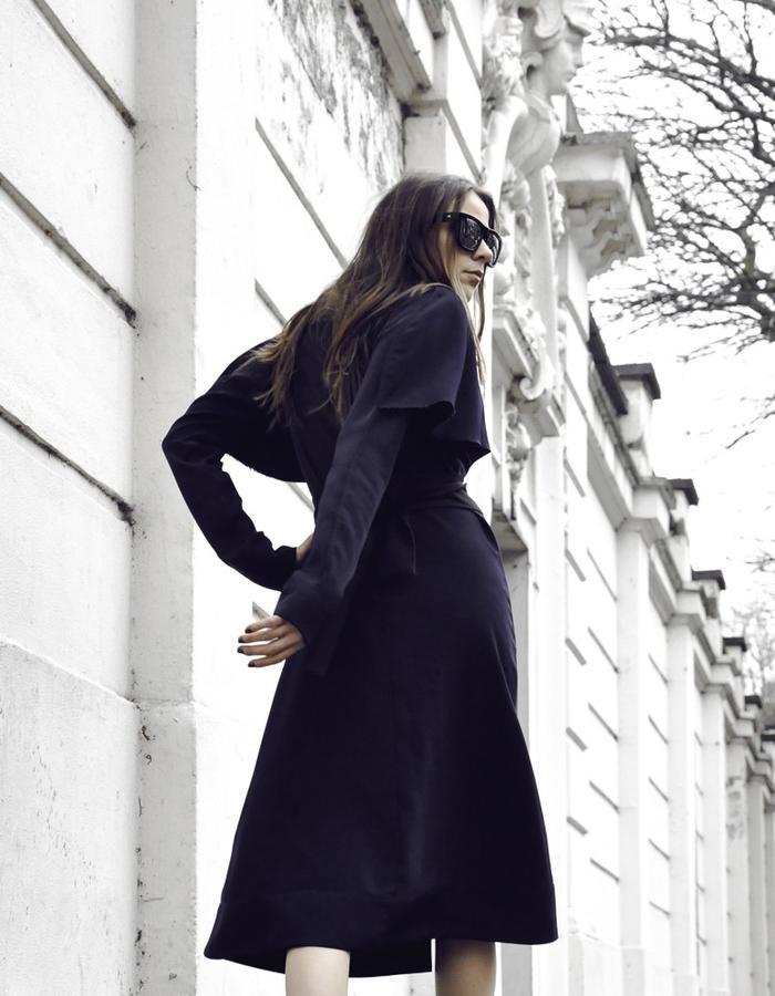 abaya style dress