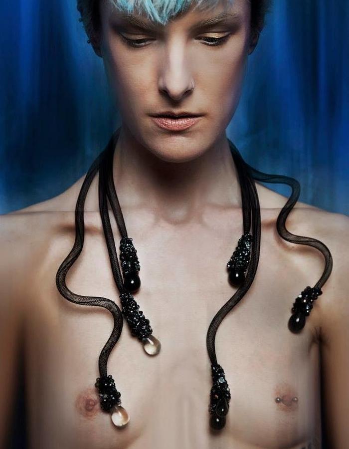 007| Diffusion Line Necklaces