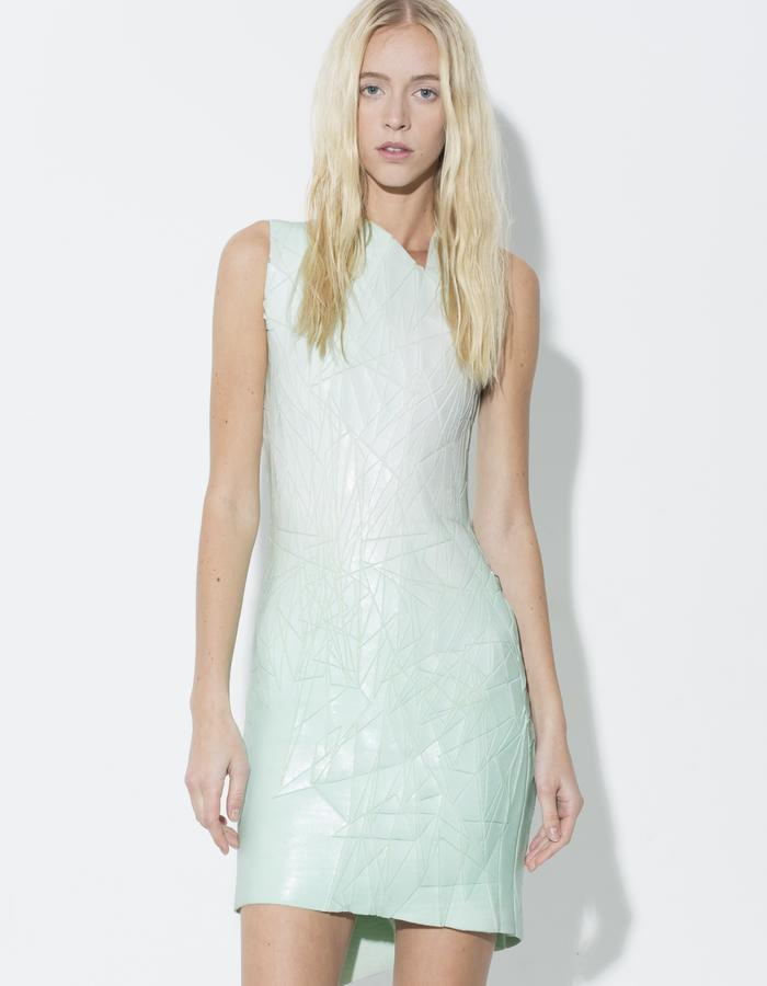 ICED JADE DRESS