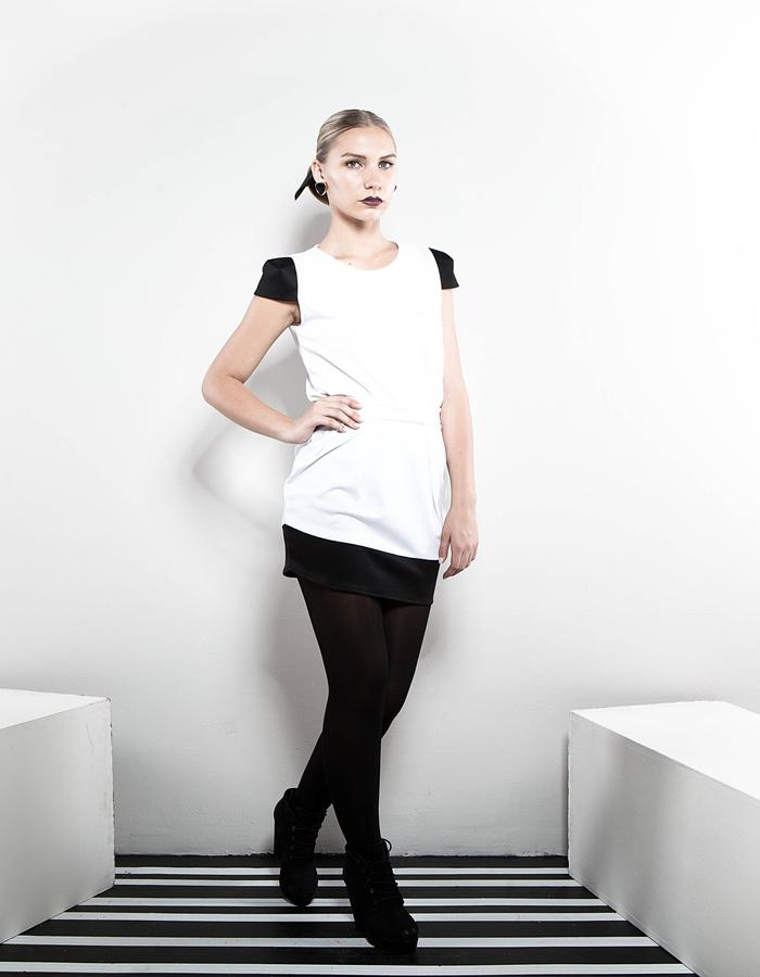 The black and white look 1.2