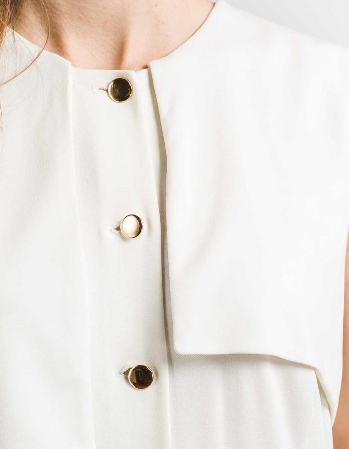 Buttoned dress ss15 LIVLOV