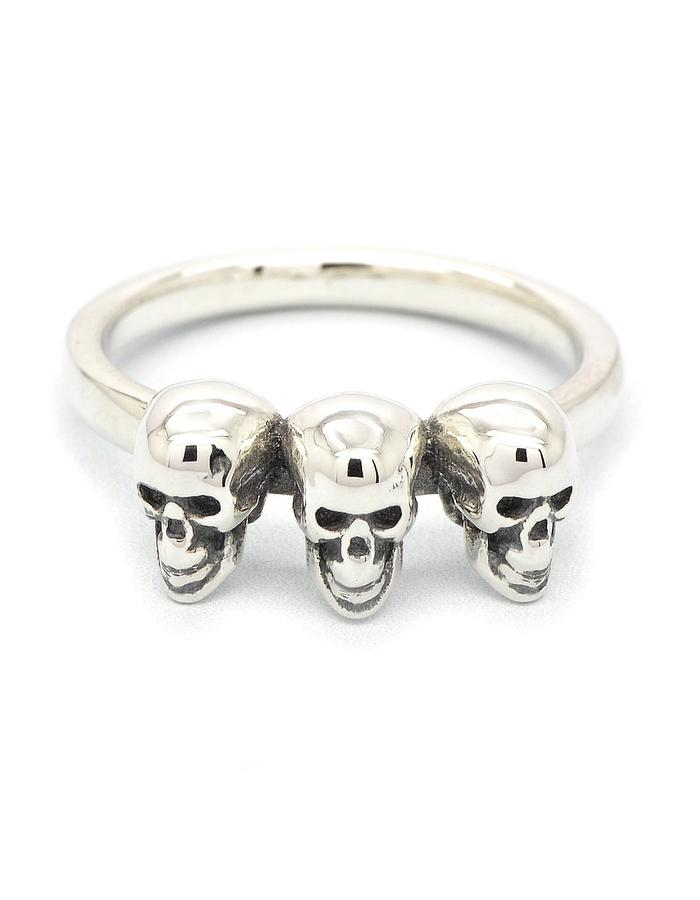 Triplex Calvariam Ring