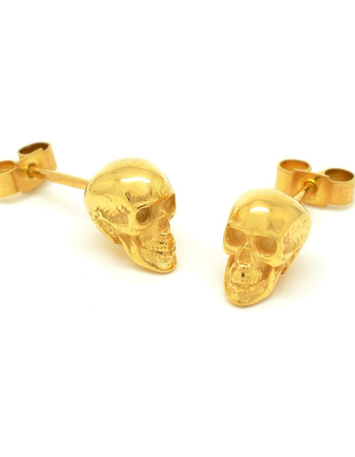 Aurum Calvariam Stud Earrings