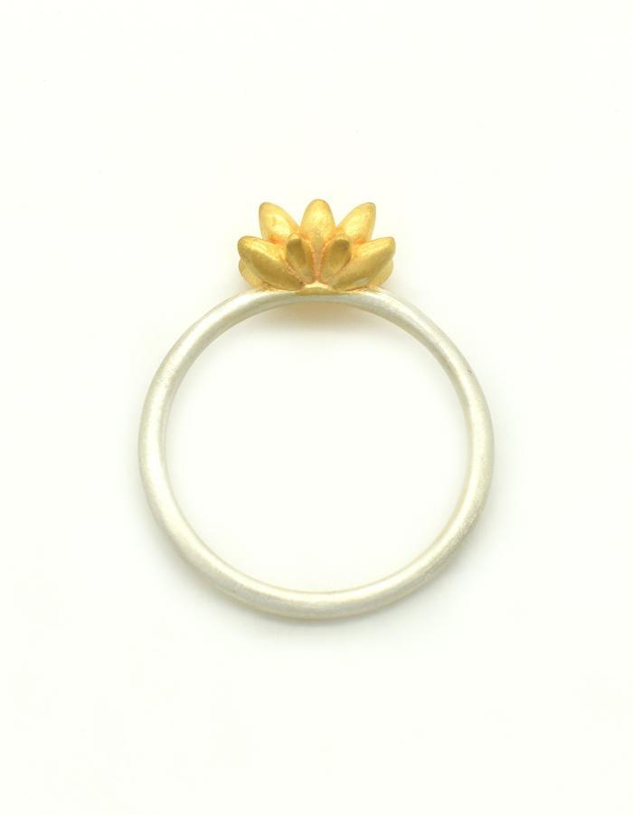 Aurum Unum Floridis Ring