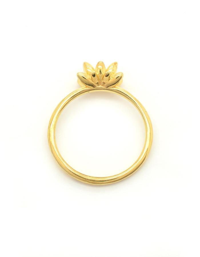 Aurum Floridis Ring