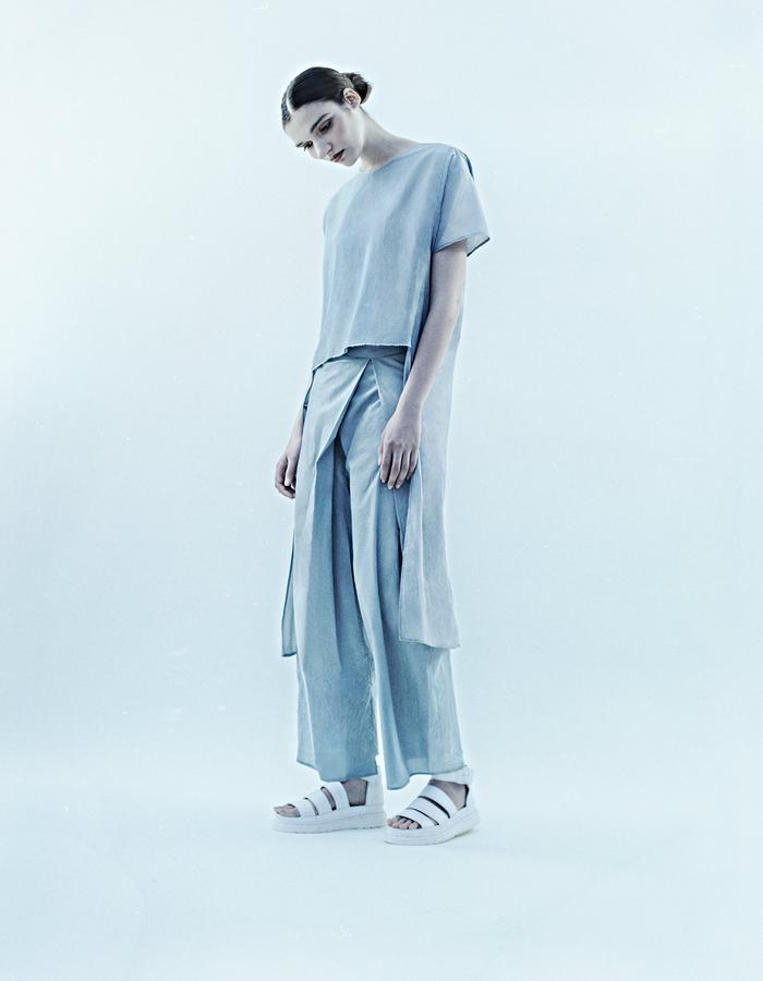 STILL garments_the dhaka pants and dhaka shirt