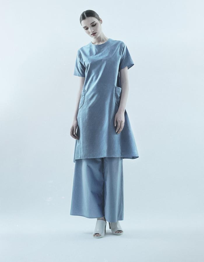 STILL garments_the pants and punjabi basic dress