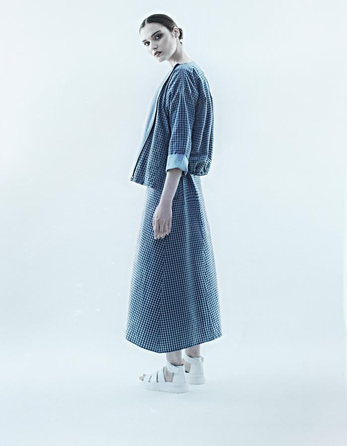 STILL garments_punjabi maxi dress and the jacket