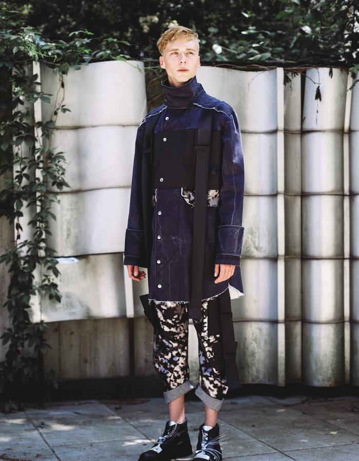 Jan Cerny Wear Camouflage look 7