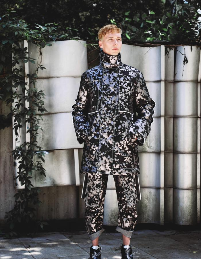 Jan Cerny Wear Camouflage look 8