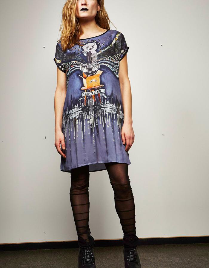 "DOREAPALAN/Bateleur Dress/ ""Arcane"" collection"