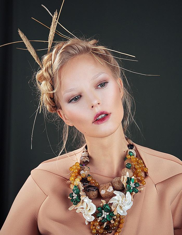 Spring-Summer 2014 collection called Amber Girl.