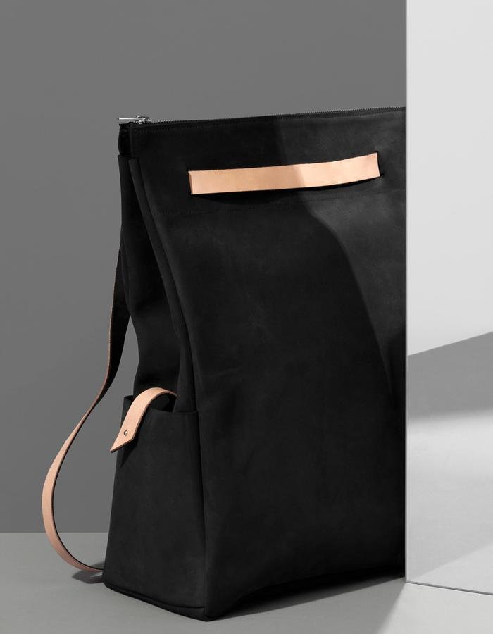Two-colour backpack FOLD