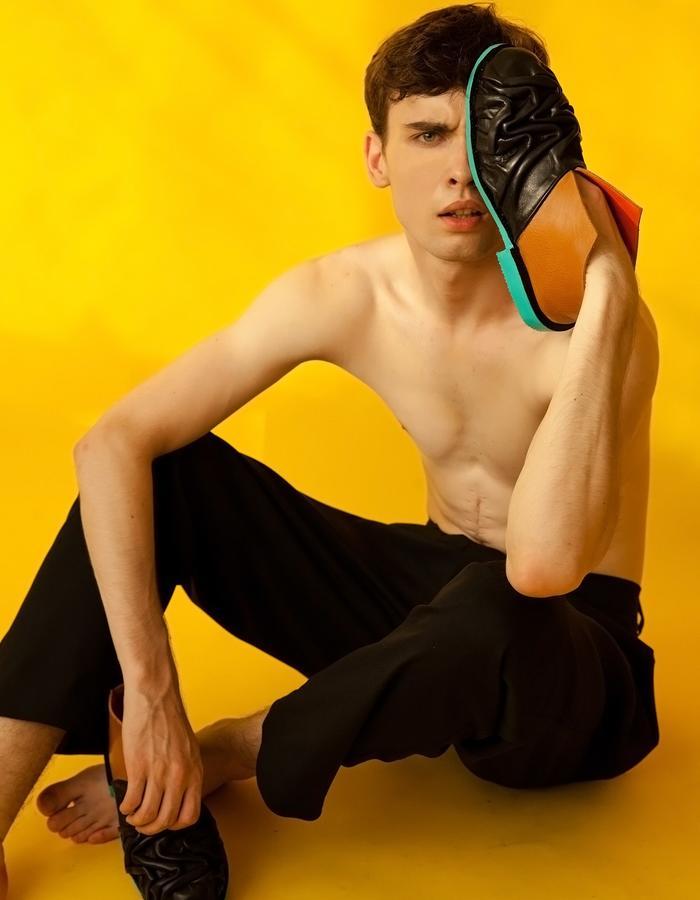 Wavez Shoes by Fernando Echeverria