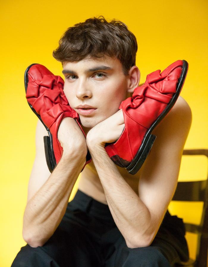 Skulpa  Shoes by Fernando Echeverria