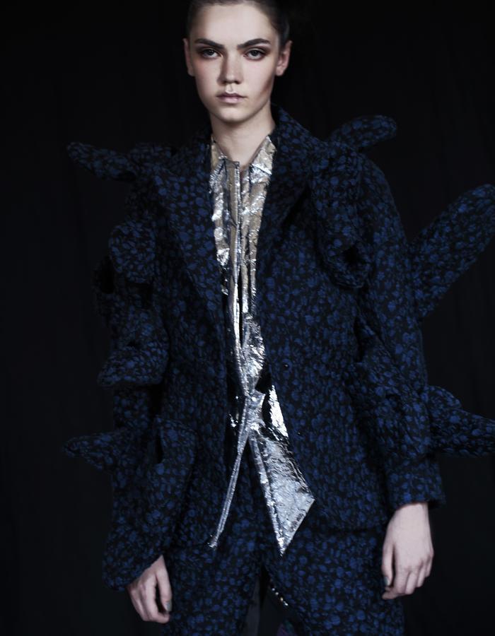 Blue Blazer Jacket