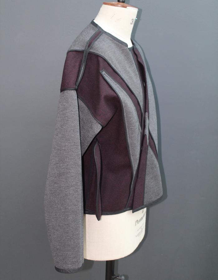 Reversible Jacket - Inside Side